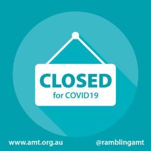closed for covid-19